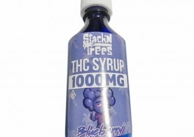 1000 mg Blueberry Syrup