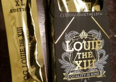 LOUIE THE IIIX ONLY FOR REAL KINGS