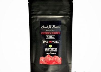 420 mg Cherry Drops